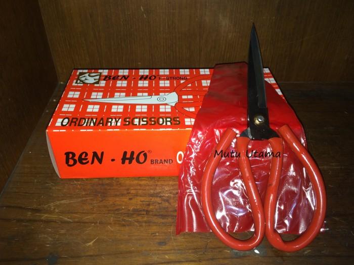 Foto Produk Gunting Kodok merk Ben-Ho / F-Strong dari Mutu Utama Mesin Jahit