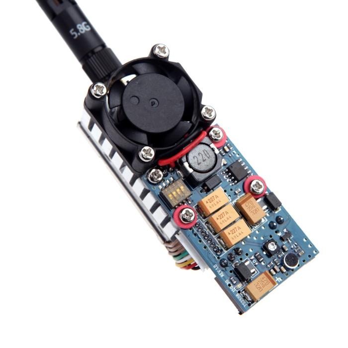 harga Fpv transmitter ts582000 5.8g 2000mw 8ch video av audio sender. Tokopedia.com