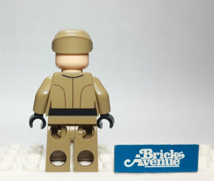 Jual Imperial Officer Original Lego Minifigure Star Wars Sw623