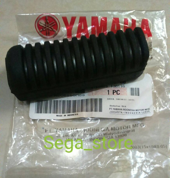 harga Karet footstep depan yamaha jupiter mx king / mx 150 ori original ygp Tokopedia.com