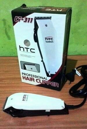 Foto Produk Mesin Cukur Rambut Htc Profesional Tipe Ct-311 With Attachments. dari zahwaherbal