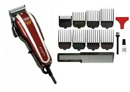 Foto Produk Alat Cukur Rambut Wahl Icon 5 Icon Five Star With A Screw The Wahl Ico dari zahwaherbal