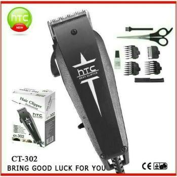 Foto Produk Alat Cukur Rambut Htc Ct-302 dari zahwaherbal