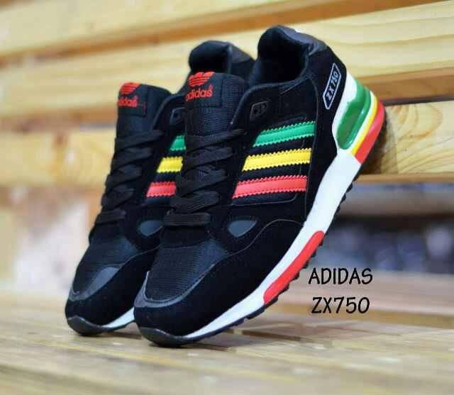 adidas zx 750 rasta