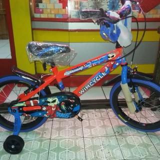 harga Sepeda anak bmx wim cycle big daddy 16 Tokopedia.com
