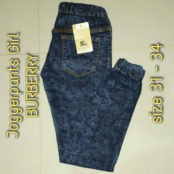 Jual Celana Jeans Wanita Burberry    Jeans Wanita Merk Burberry ... ffb1d61898