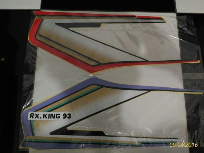 harga Striping yamaha rx king 93 Tokopedia.com