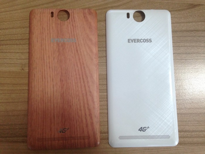 Back Case Battery Cover EVERCOSS ELEVATE Y2 POWER S55