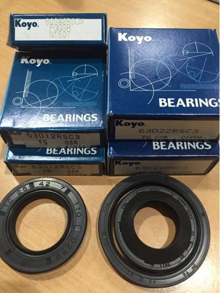 harga Bearing dan seal kit roda dan dan gear honda new mega pro Tokopedia.com