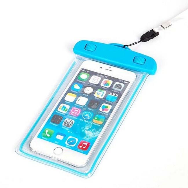 harga Luminous diving waterproof bag for smartphone 4.5 6 inch abs175-100 bl Tokopedia.com