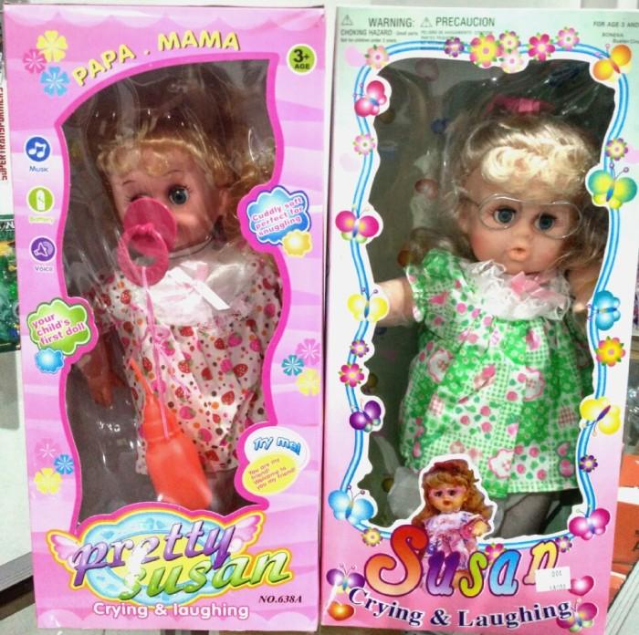 Jual Boneka Bayi Susan Crying   Laughing murah - NadhiaAzka Shop ... 25ce9c4f8f