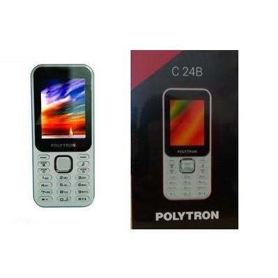 harga Handphone polytron c24b candybar dual gsm lcd 2.4 inch camera fm radio Tokopedia.com