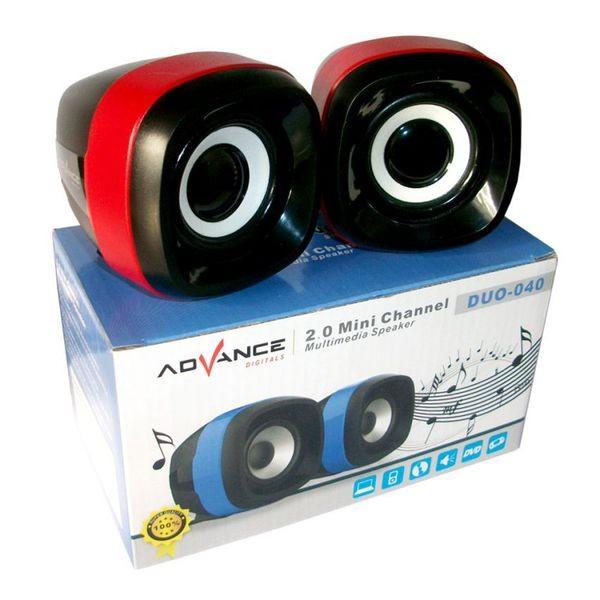 Speaker Advance Duo 40 / Speaker Mini / Speaker Portable