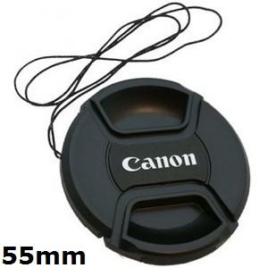 Tutup lensa canon atau lenscap 55mm harga Tutup lensa canon atau lenscap 55mm Tokopedia.com
