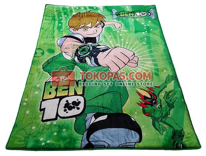 harga Karpet karakter selimut (karmut) star - ben10 (busa 1cm) Tokopedia.com
