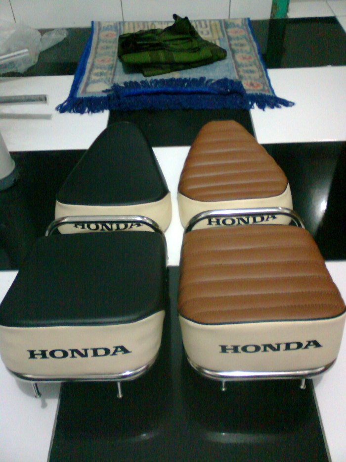 harga Jok Pisah Honda C70 Pitung Tokopedia.com