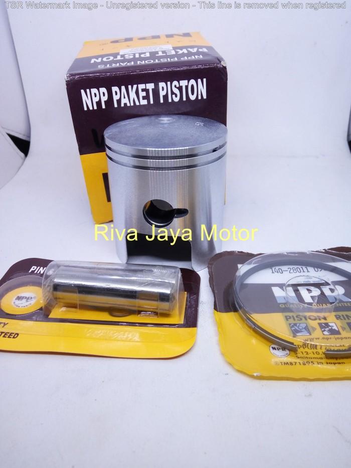 harga Seher piston kit set suzuki ts 125 oversize 50 npp Tokopedia.com