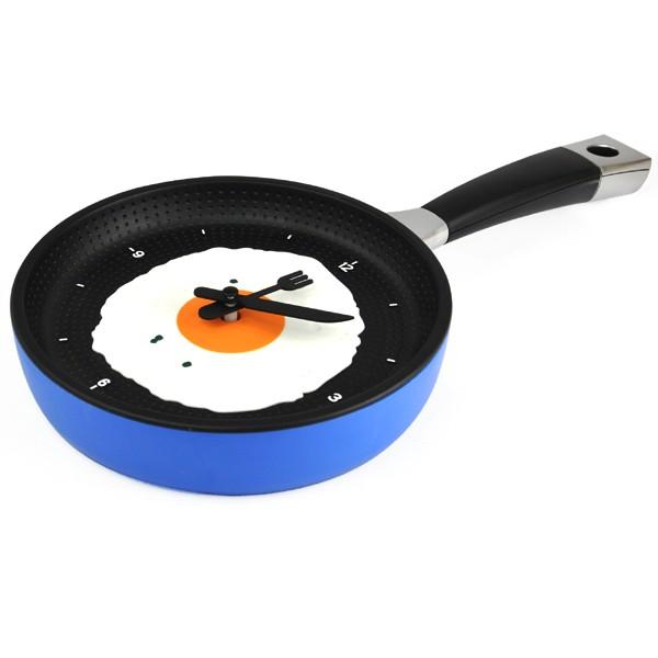 harga Frying pan wall clock - jam dinding bentuk teflon Tokopedia.com