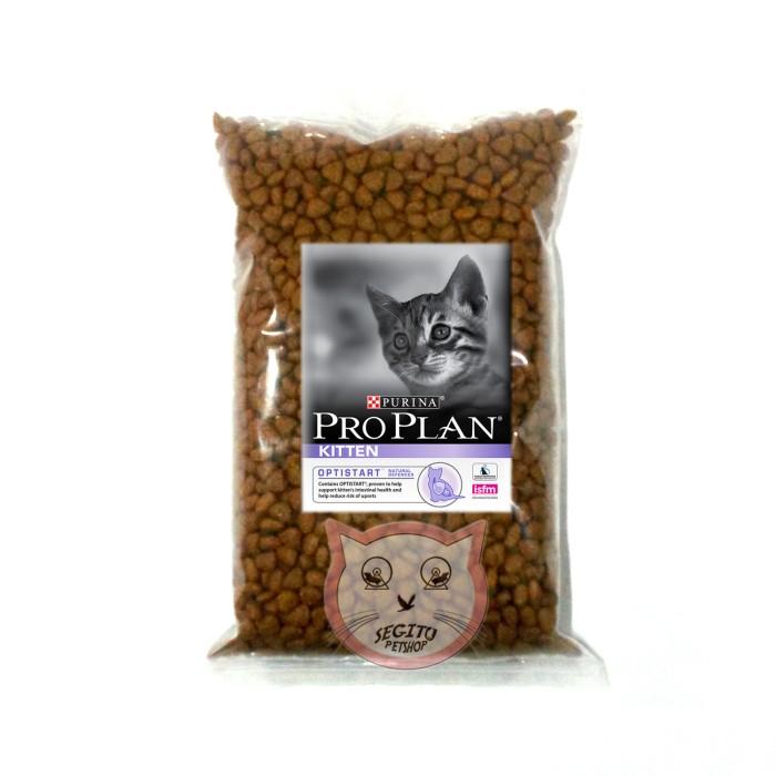 harga Cat food proplan kitten (repack 500gr) Tokopedia.com
