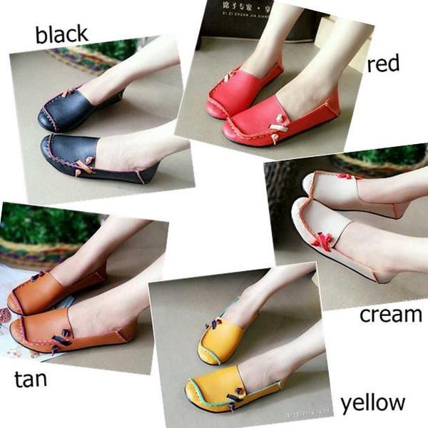 Sepatu wanita Flat Shoes US sepatu flat wanita .