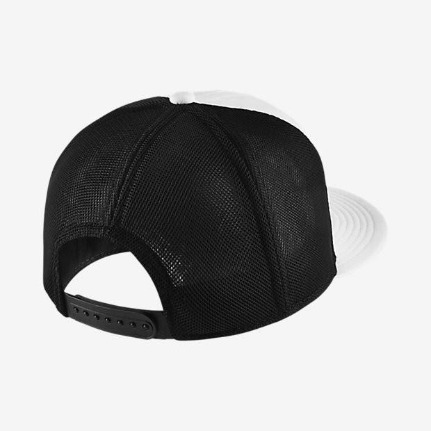 f154f261a09 Jual Topi Nike Tech Pack True Snapback White Original 739418-100 ...