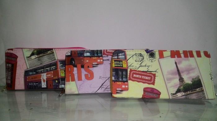 Foto Produk Grosir Dompet Paris Murah dari Evan Online Store