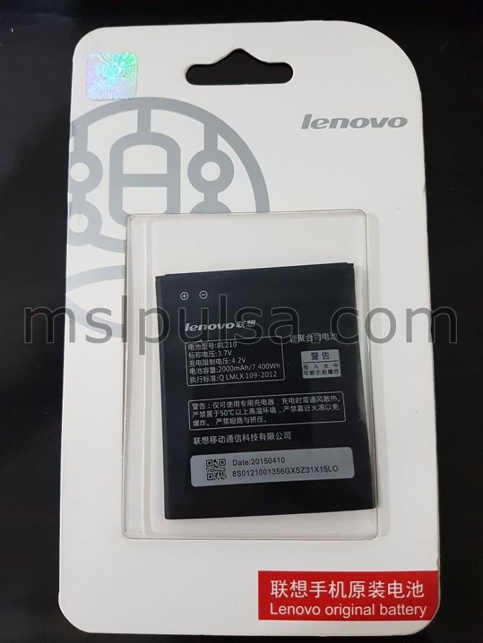 ... 100% harga Baterai lenovo s820/a750e/a770e/a656/a766/s650 bl210 original
