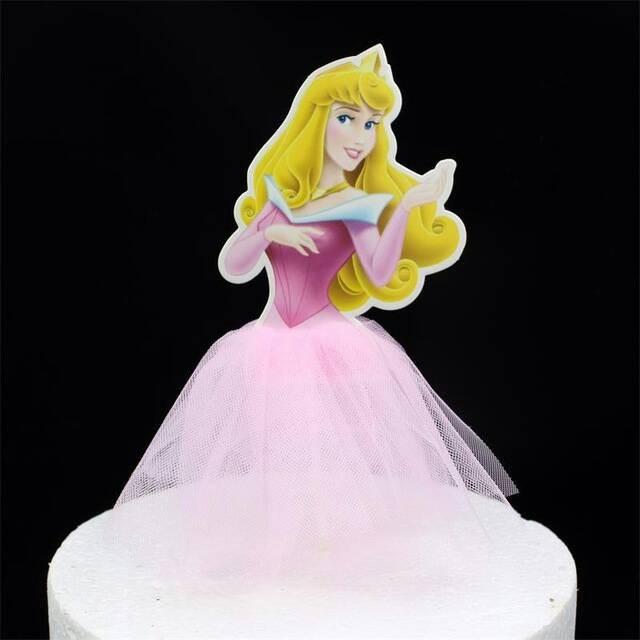 harga Topper kue ulang tahun karakter princess Tokopedia.com