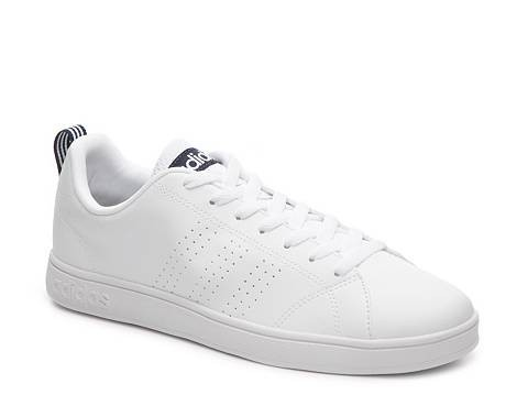 buy popular d8974 50e6b Adidas NEO ADVANTAGE CLEAN white black stripe Original 100%