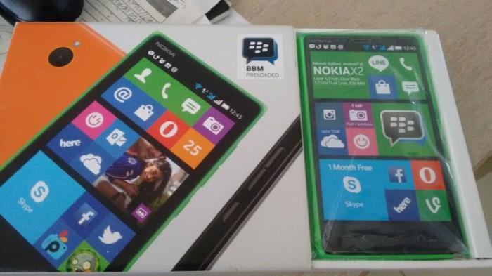 Nokia x2 android dual sim