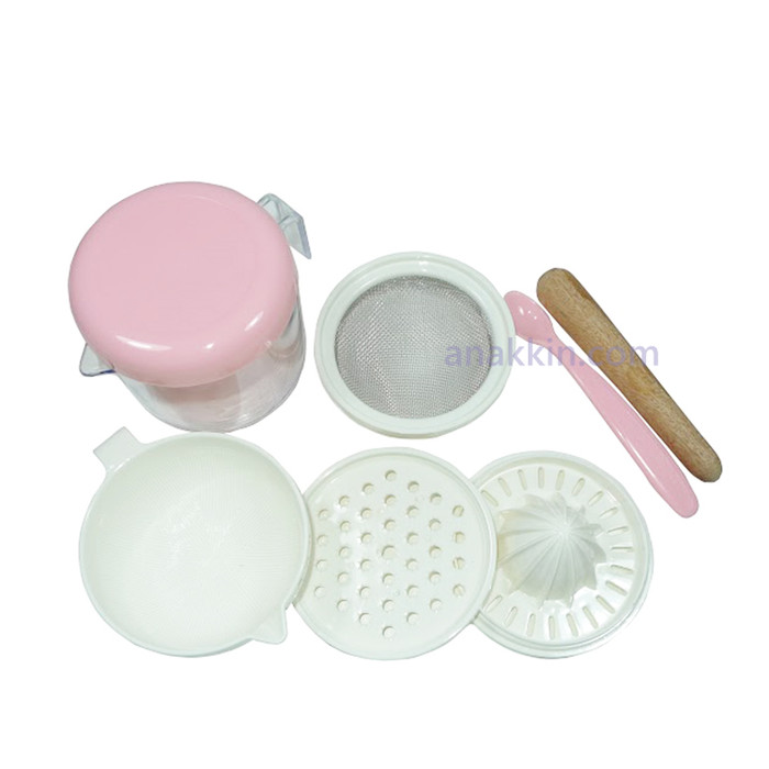 harga Lusty bunny baby food processor / alat penghalus bubur bayi Tokopedia.com
