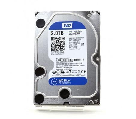 Foto Produk Harddisk WDC Blue 2TB Internal PC (Garansi Resmi) dari toko expert komputer
