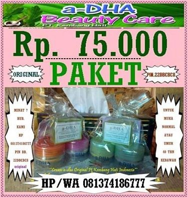 ... 40 Tahun Keatas harga baru Source · Hijau Original Paket Krim Pemutih Source Cream Perawatan Wajah adha beauty care