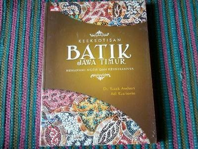 harga Keeksotisan batik jawa timur - mohamad yusak anshori Tokopedia.com