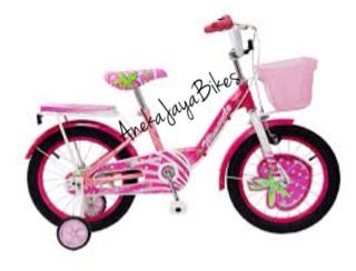 harga Sepeda anak wim cycle strawberry 16 Tokopedia.com