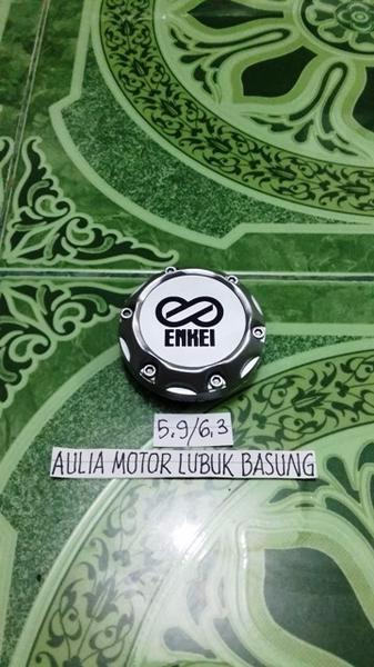 harga Dop center / roda velg enkei model racing diameter kaki 59 cm ( Tokopedia.com
