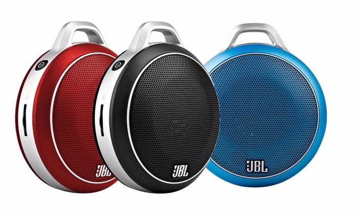 ... Jbl Micro Wireless Speaker With Built In Bass Wireless Bluetooth Source JBL Micro Wireless Portable