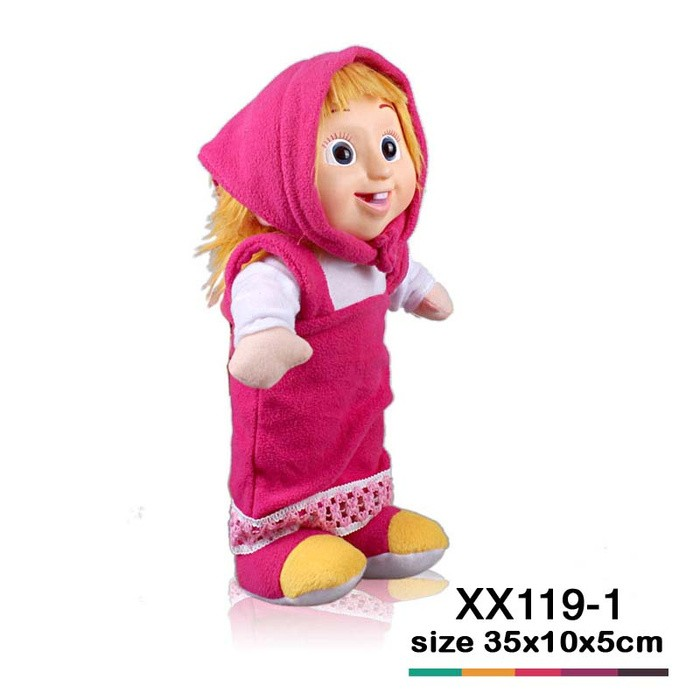 Boneka marsha (marsha and the bear) XX119-1 Diskon