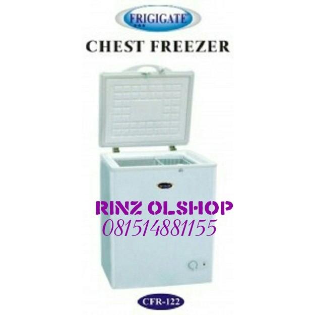 harga Frigigate chest freezer crf-122 Tokopedia.com
