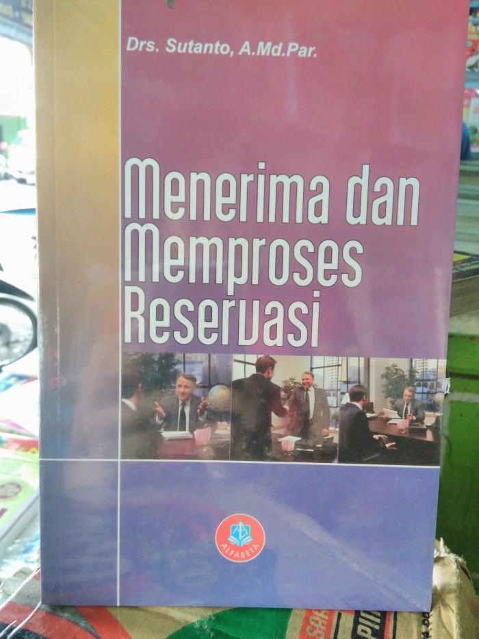 harga Menerima Dan Memproses Reservasi., Sutanto Tokopedia.com