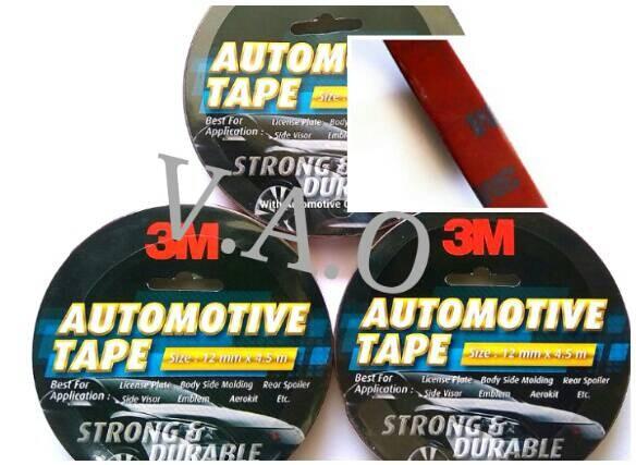 Jual Perekat 3m Original Permanent Double Tape Untuk Variasi Mobil Jakarta Barat Accecories Otomotif Tokopedia