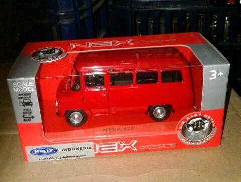 harga Miniatur mobil nysa 522 Tokopedia.com