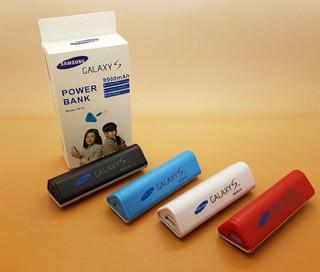... TENTAKEL SEGITIGA KABEL DATA. Powerbank Samsung 9000Mah Tempel / Tentakel / Segitiga