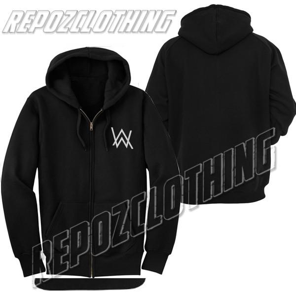 harga Jaket sweater hoodie zipper alan walker / aw terbaru Tokopedia.com