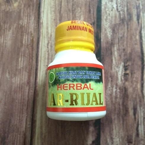 jual herbal ar rijal original hizballa penambah stamina