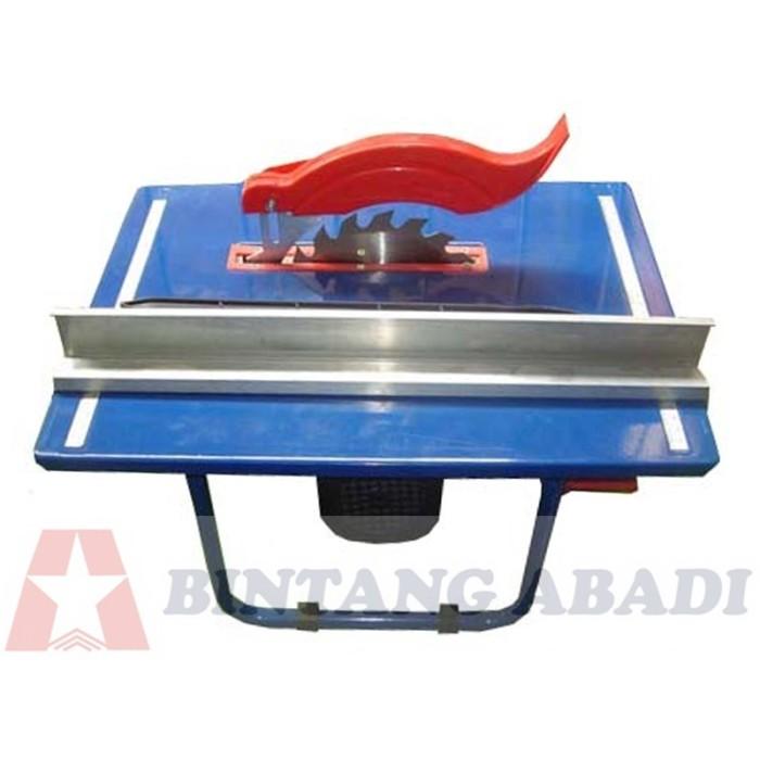 harga Mollar mesin gergaji meja / table circular saw 8  (200 mm) - mlr ts-01 Tokopedia.com