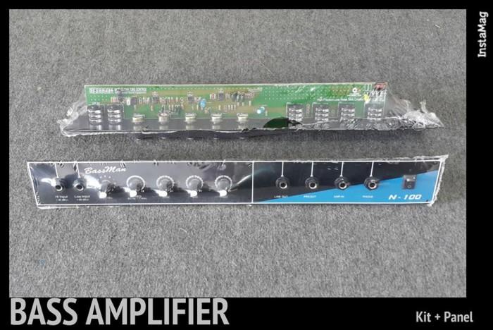 harga N100 bass preamp kit+panel Tokopedia.com