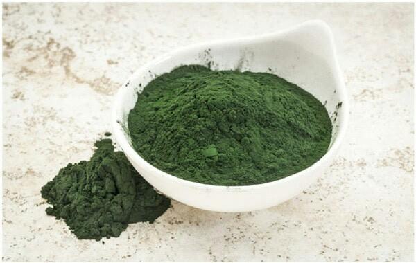 harga Organic spirulina powder 50 gram Tokopedia.com