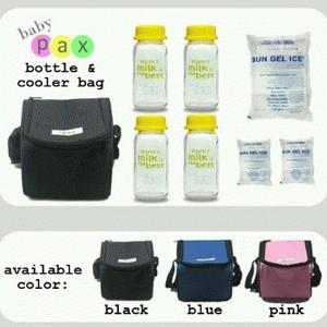 Cooler bag baby pax/tas penyimpanan asi