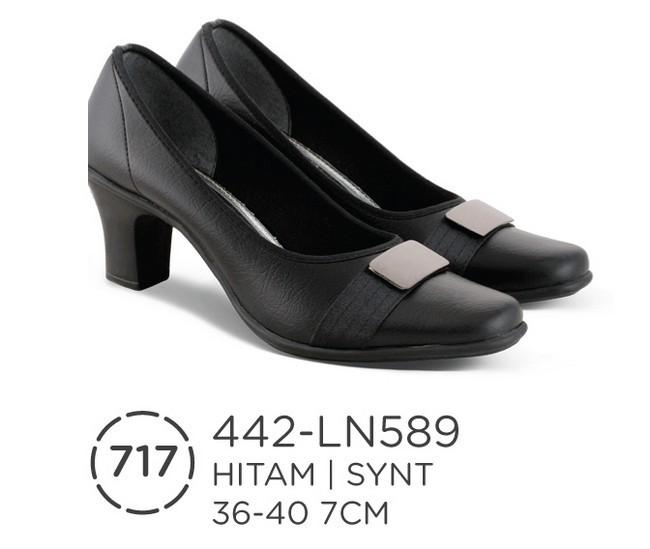 harga Sepatu pantofel wanita sepatu kerja kantor wanita 442-ln589 Tokopedia.com